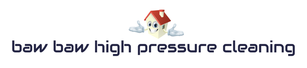 baw baw high pressure cleaning logo